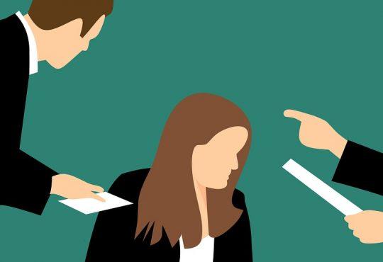 Étude : Harcèlement en milieu de travail au Canada, 2016