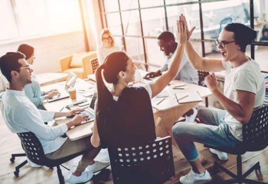 Le bonheur au travail : Tout le monde y gagne!