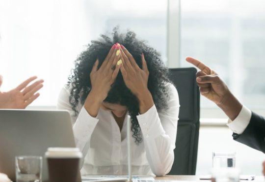 Comment reconnaître l'intimidation au travail
