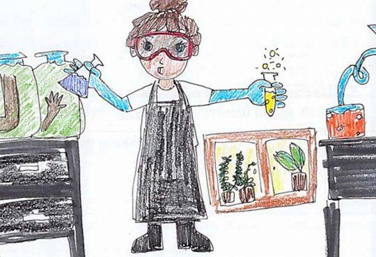 Attirer les femmes en sciences