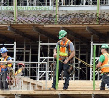 Nombre record de postes vacants au Canada