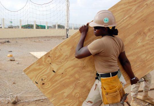 Le gouvernement du Canada aide les femmes des provinces de l'Atlantique à se préparer pour des emplois bien rémunérés et sollicités en construction