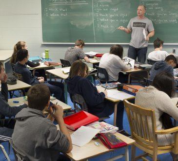 Que faire des bons étudiants au secondaire?