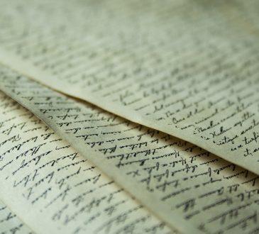 Les écrits restent
