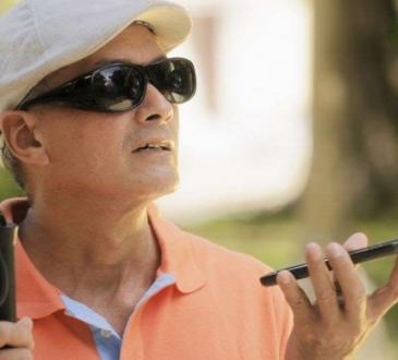 Un grand besoin de technologie pour les personnes aveugles