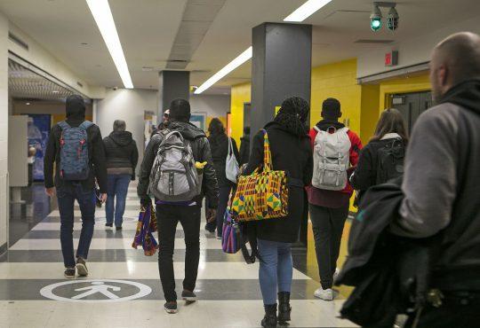 Le reste du monde s'arrache les étudiants étrangers