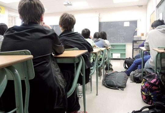 À l'ombre du décrochage scolaire