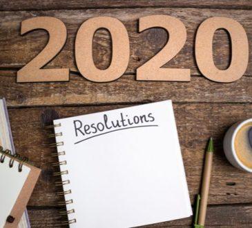 Santé, bonheur et résolutions professionnelles pour 2020
