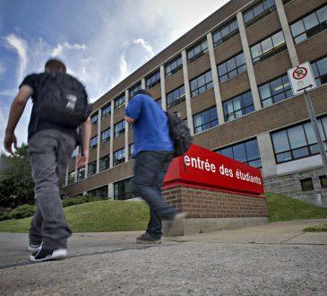 Le nombre d'étudiants dans les cégeps en forte hausse