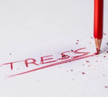 Le stress de l'entrevue