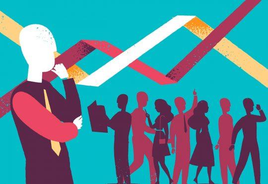 Sondage: plus de la moitié des Québécois envisagent de quitter leur emploi