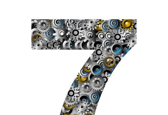 Deuxième variation de 7