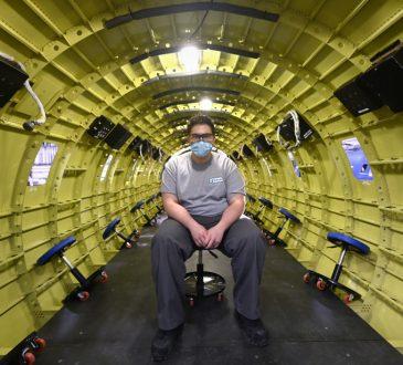 Choisir l'aérospatiale malgré la crise