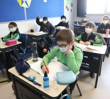 COVID-19 : un niveau d'anxiété jamais vu chez les élèves