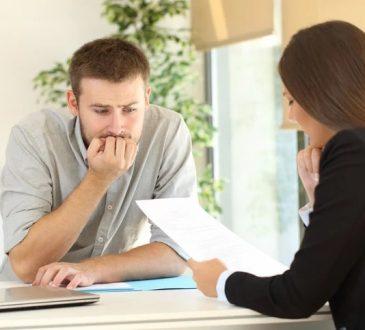 8 phrases que vous ne devez jamais dire en entrevue