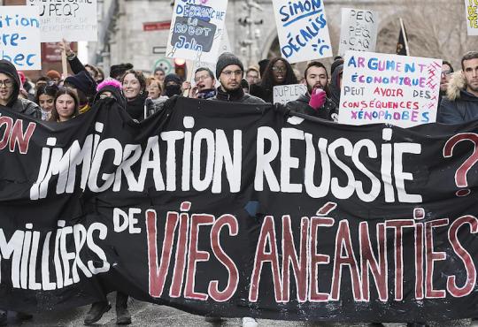Plus de 50 000 travailleurs qualifiés attendent d'être admis au Québec