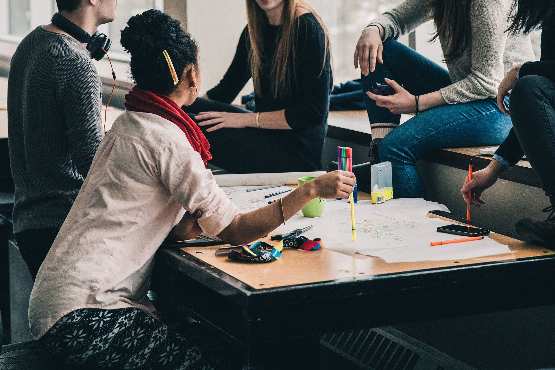 L'intervention en groupe visant la prévention de l'anxiété devant le choix de carrière