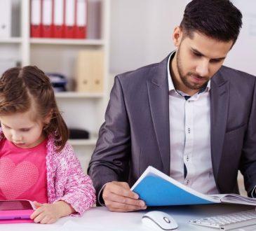 La pandémie a facilité la conciliation emploi-famille…
