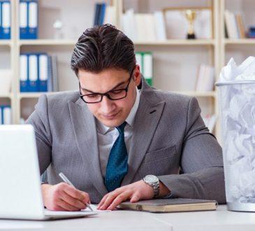 10 erreurs fatales à éviter dans vos lettres de présentation